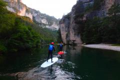 paddle de nuit 4