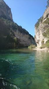 Gorges du Tarn en canoë